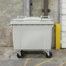 Wheeled Waste & Recycling Cart