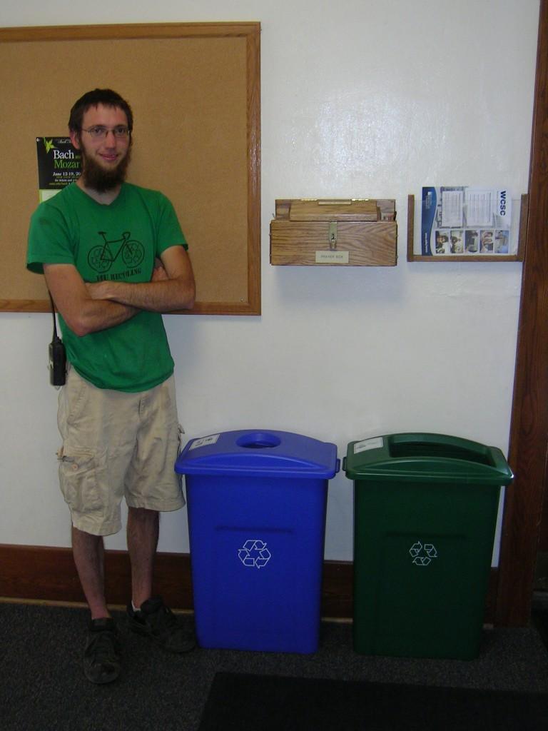 EMU Recycling Program