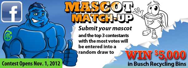 Recycling Mascot Contest