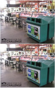 Facebook Photo Contest Recycling Bins