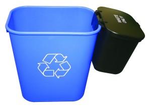 Waste Basket For Recycling Bin