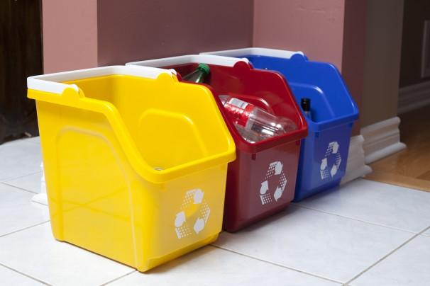 Multi Recycler Recycling Bin