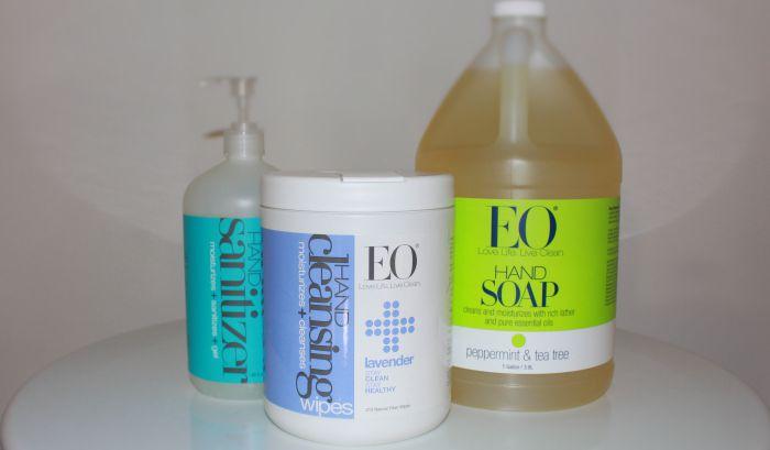 EO Sanitizing solutions