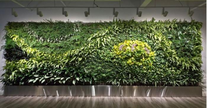 Busch Systems Living Green Wall
