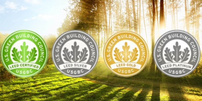 how to get leed certification for building