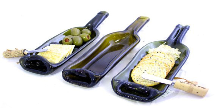 How to reuse empty wine bottles busch systems latest for How to cut glass bottles lengthwise