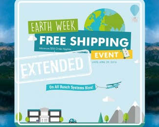 Extended Earth Week Sale