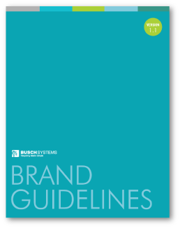 Busch Systems Brand Guidelines