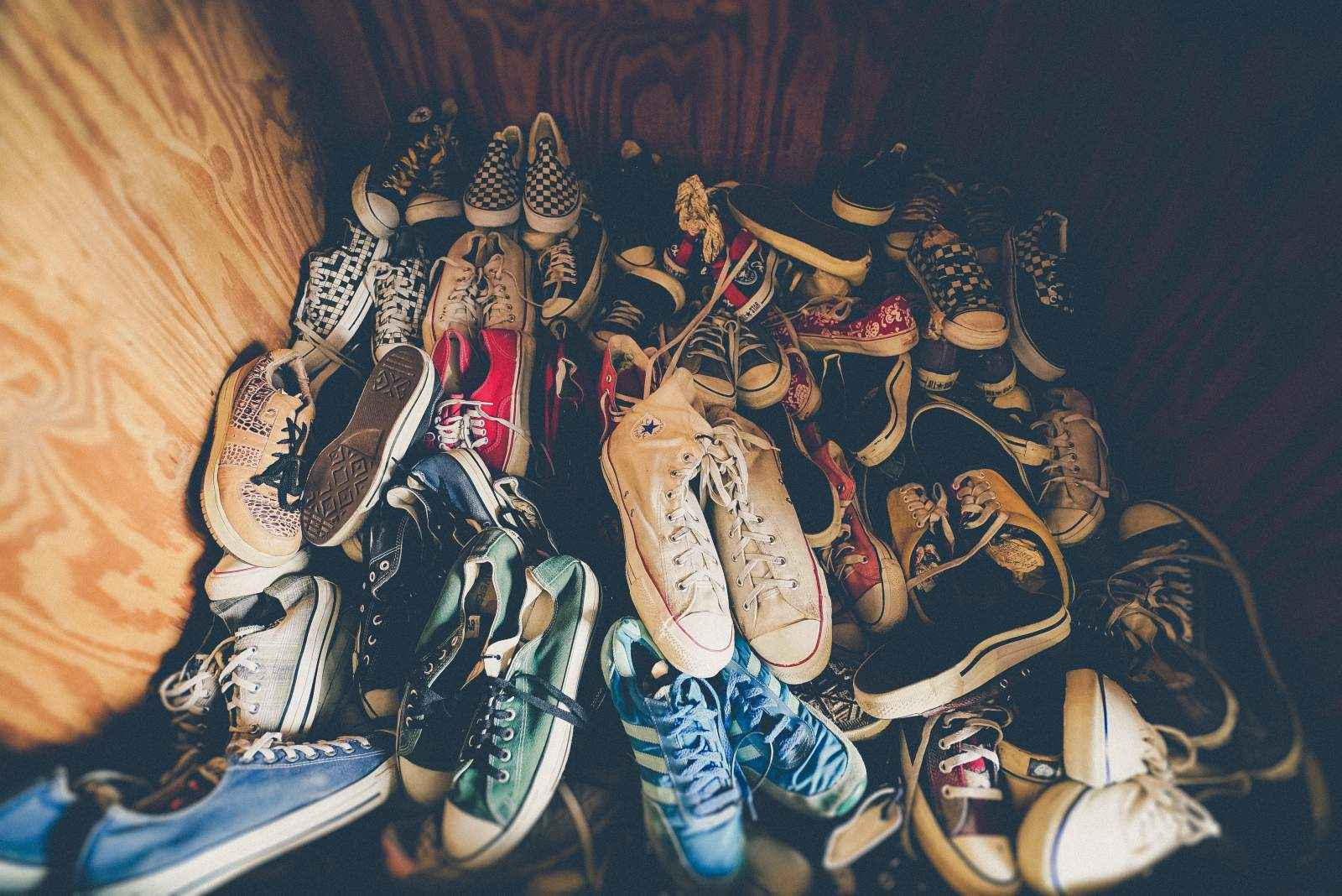 2df4ec1893e5ee Shoe Recycling - How to Give Your Shoes a New Purpose