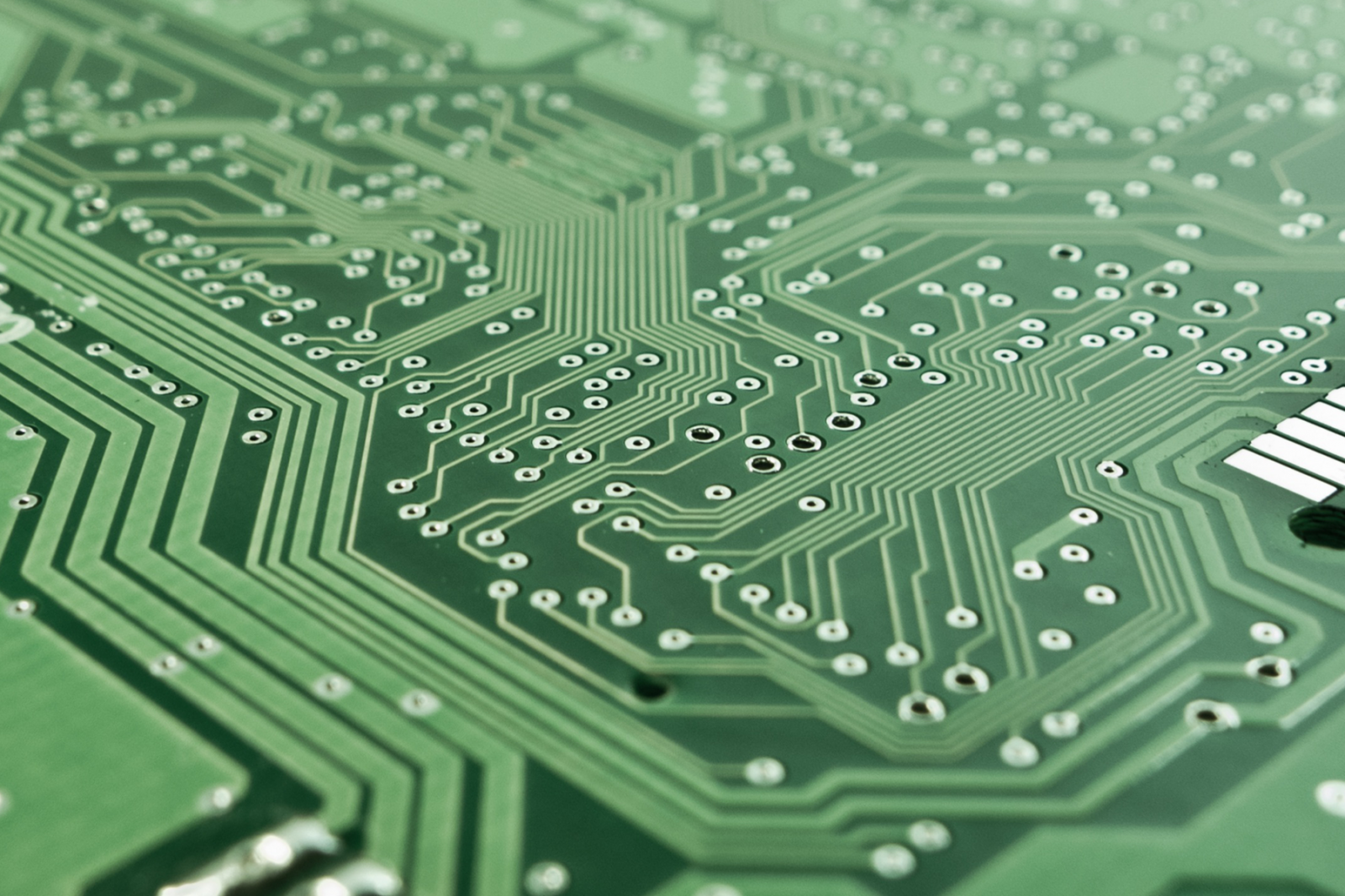 The Processes Of Circuit Board Recycling Printed Boards Bare An Image