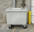 Wheeled Recycling & Waste Container