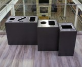 Architectural Designer Recycling & Waste Bins