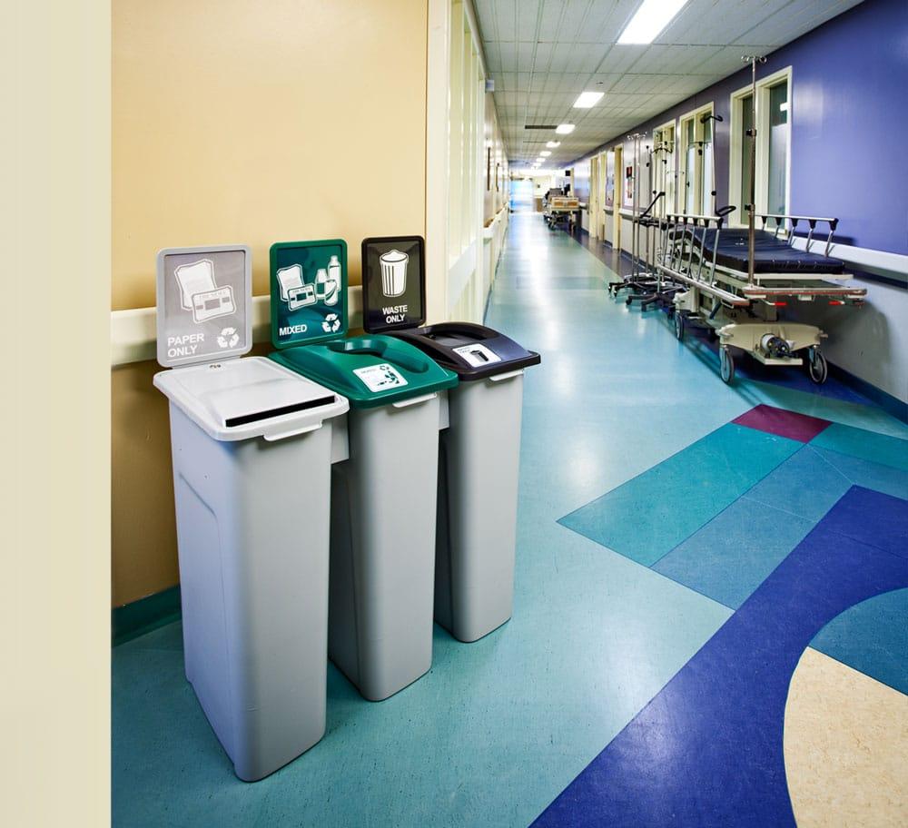 Shredinator Series - Busch Systems