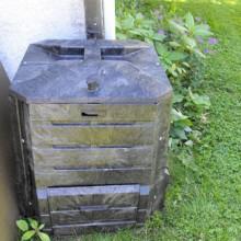 Outdoor Compost Bin