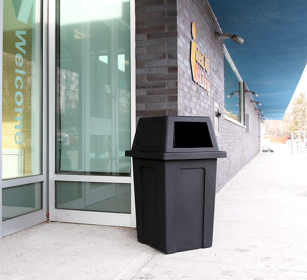 Sentry Recycling & Waste Container | Busch Systems USA
