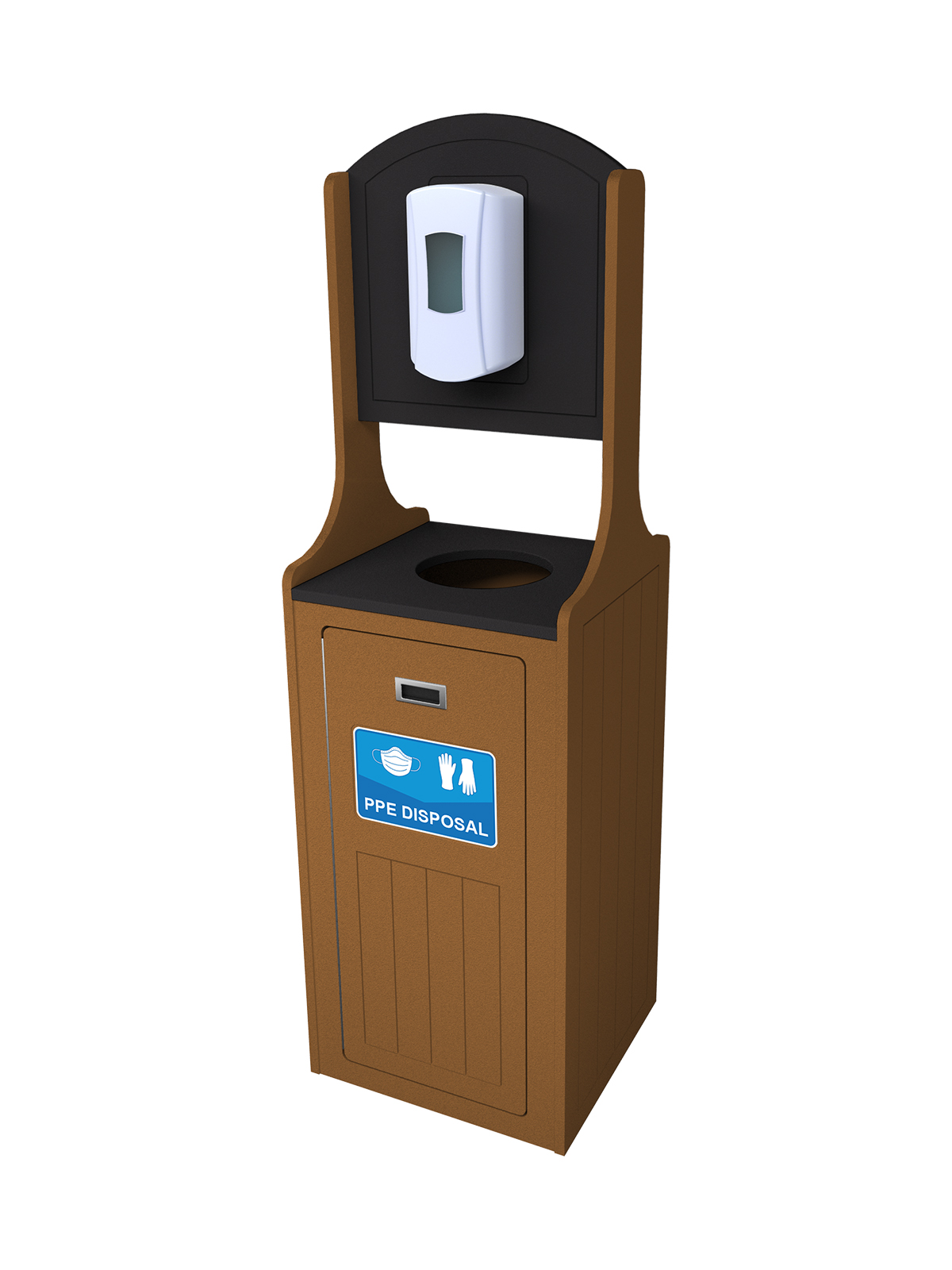 Paladin Series Disposal & Dispense Bin
