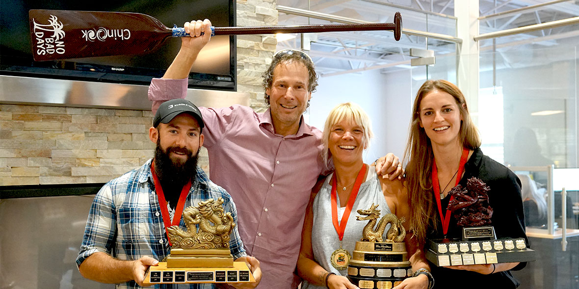 Busch Systems Dragon Boat Champions 2019