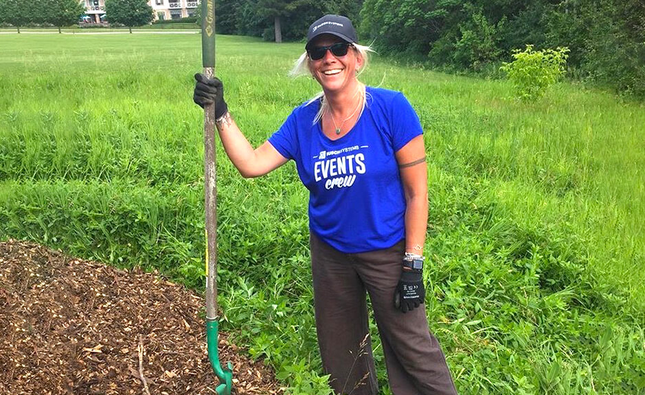 Busch Systems Tree Planting